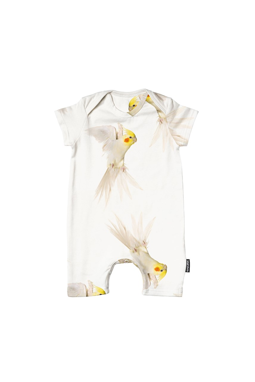 Pepe Bird Playsuit