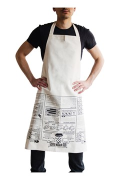 Bbq Cooking Guide Apron 1
