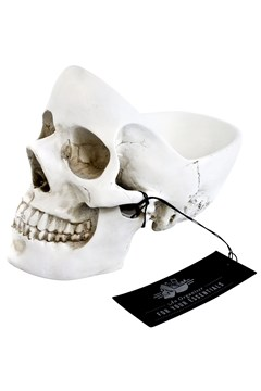 Skull Tidy Decorative Bowl WHITE 1