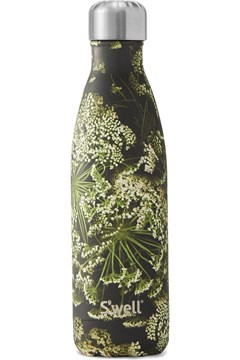 Flora & Fauna Collection Insulated Bottle - queen ann