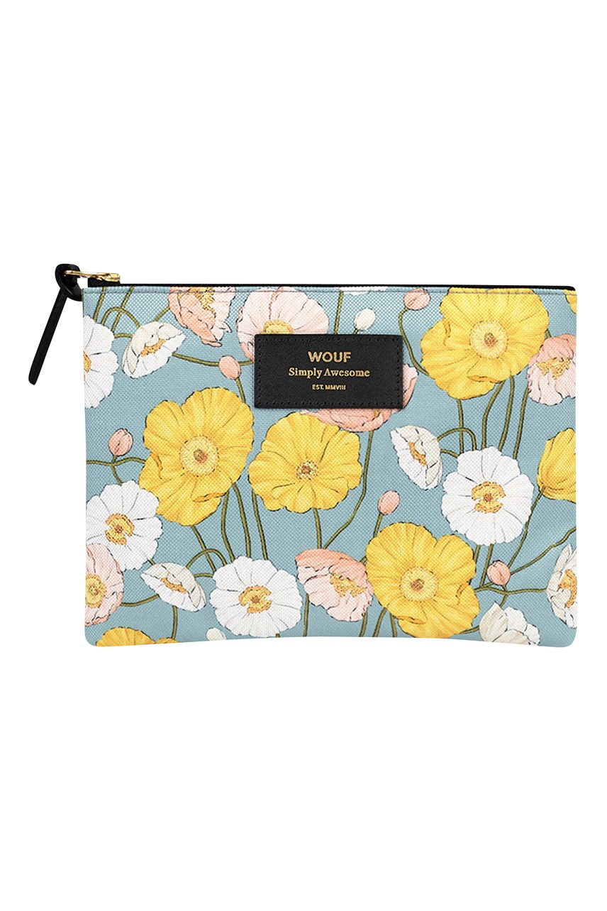 Alicia Large Pouch Bag