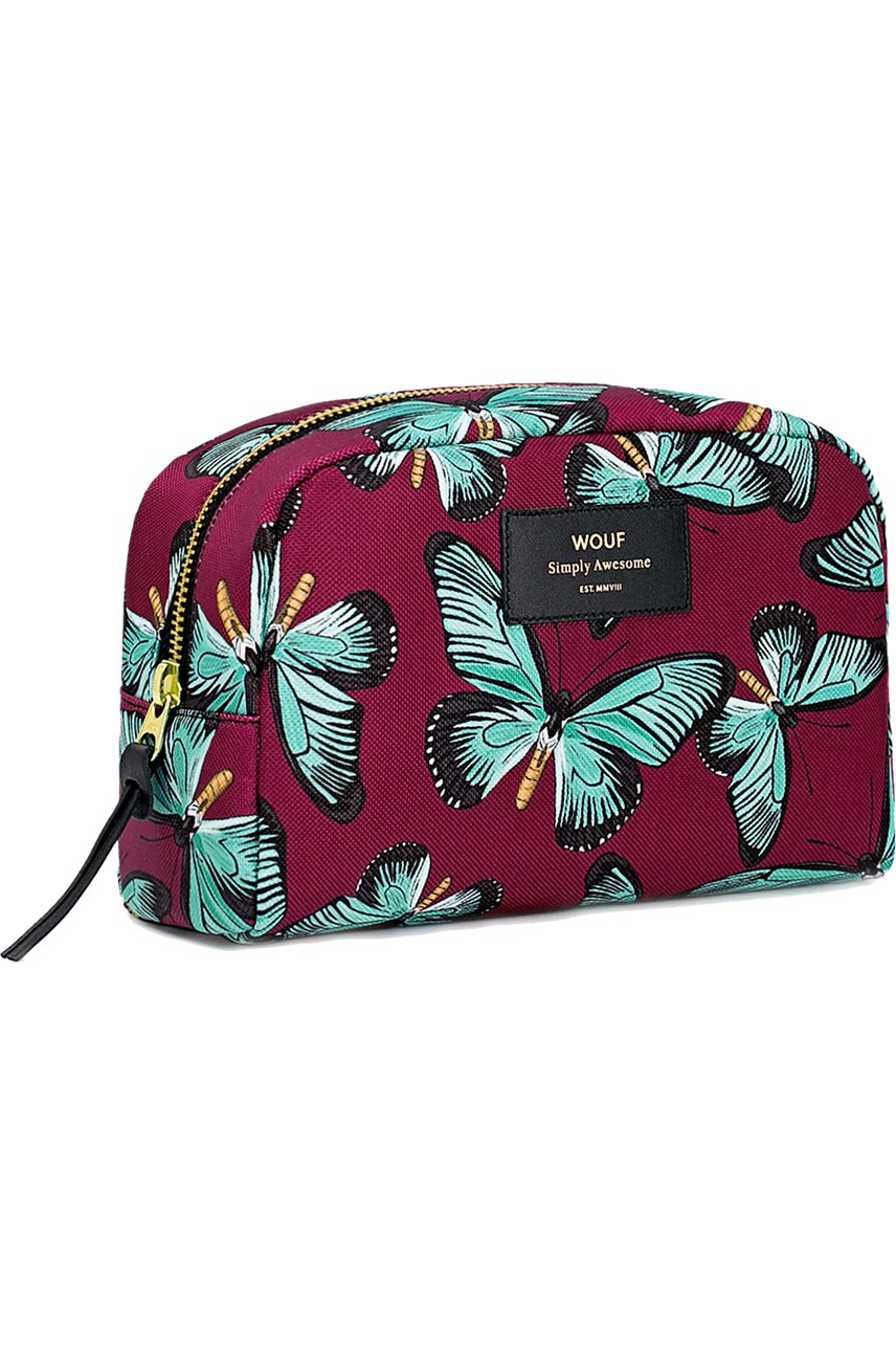 Butterfly Beauty Pouch