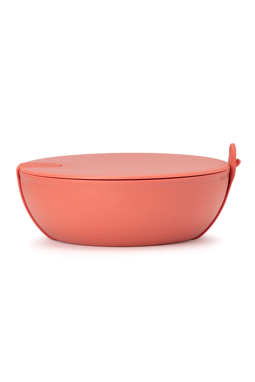 The Porter Plastic Bowl - Red
