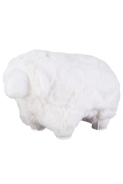 Sheep Bookend WHITE 1