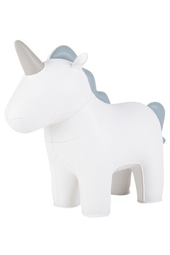 Unicorn Bookend WHITE 1