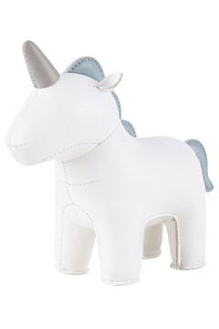 Unicorn Paperweight - white
