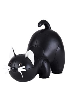 Classic Cat Bookend BLACK 1