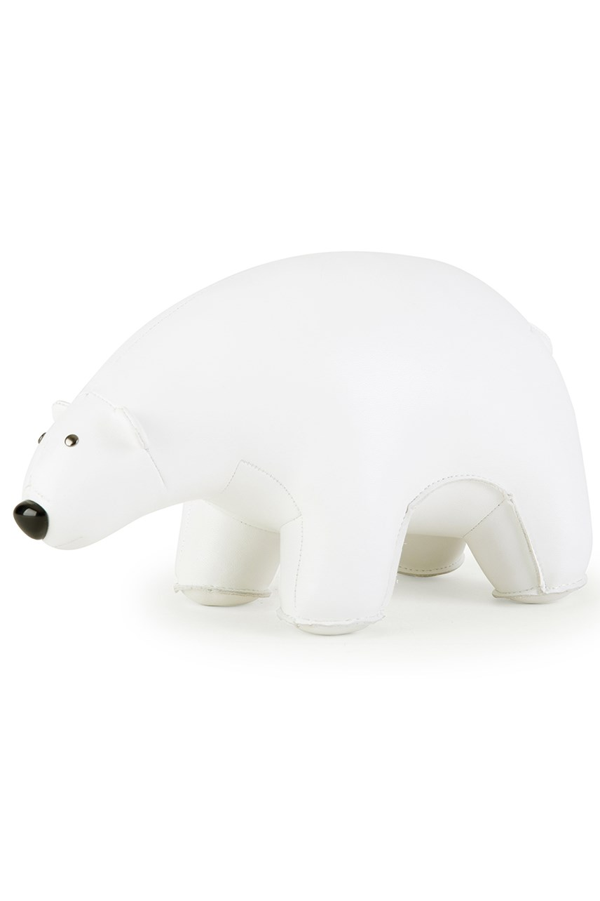 Classic Polar Bear Bookend