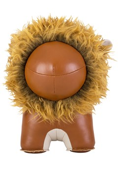 Doorstop Lion Tan TAN 1