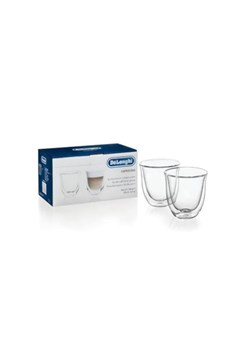 Double Wall Cappuccino Glasses 1