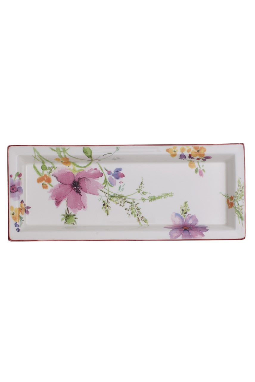 'Mariefleur' Rectangular Bowl
