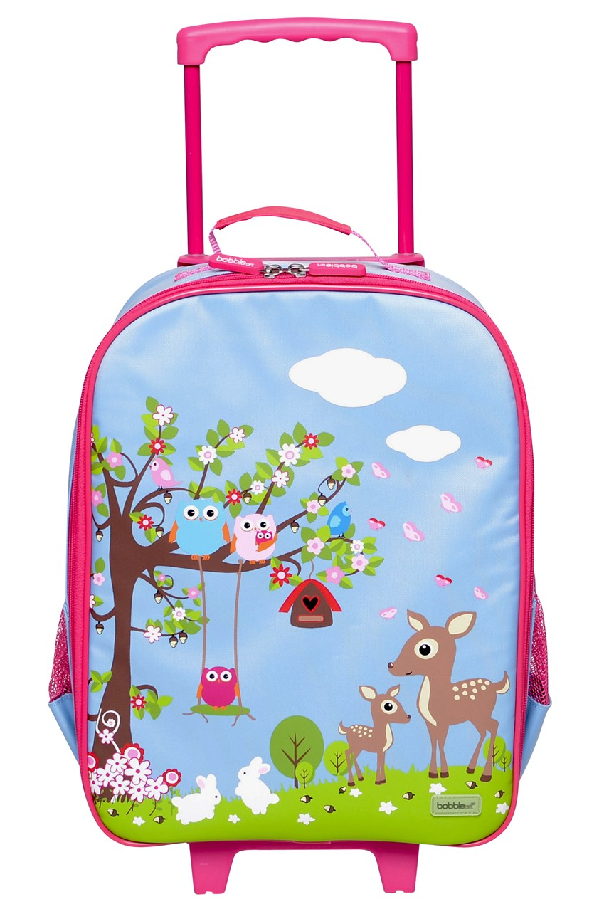 Woodland Wheely Bag