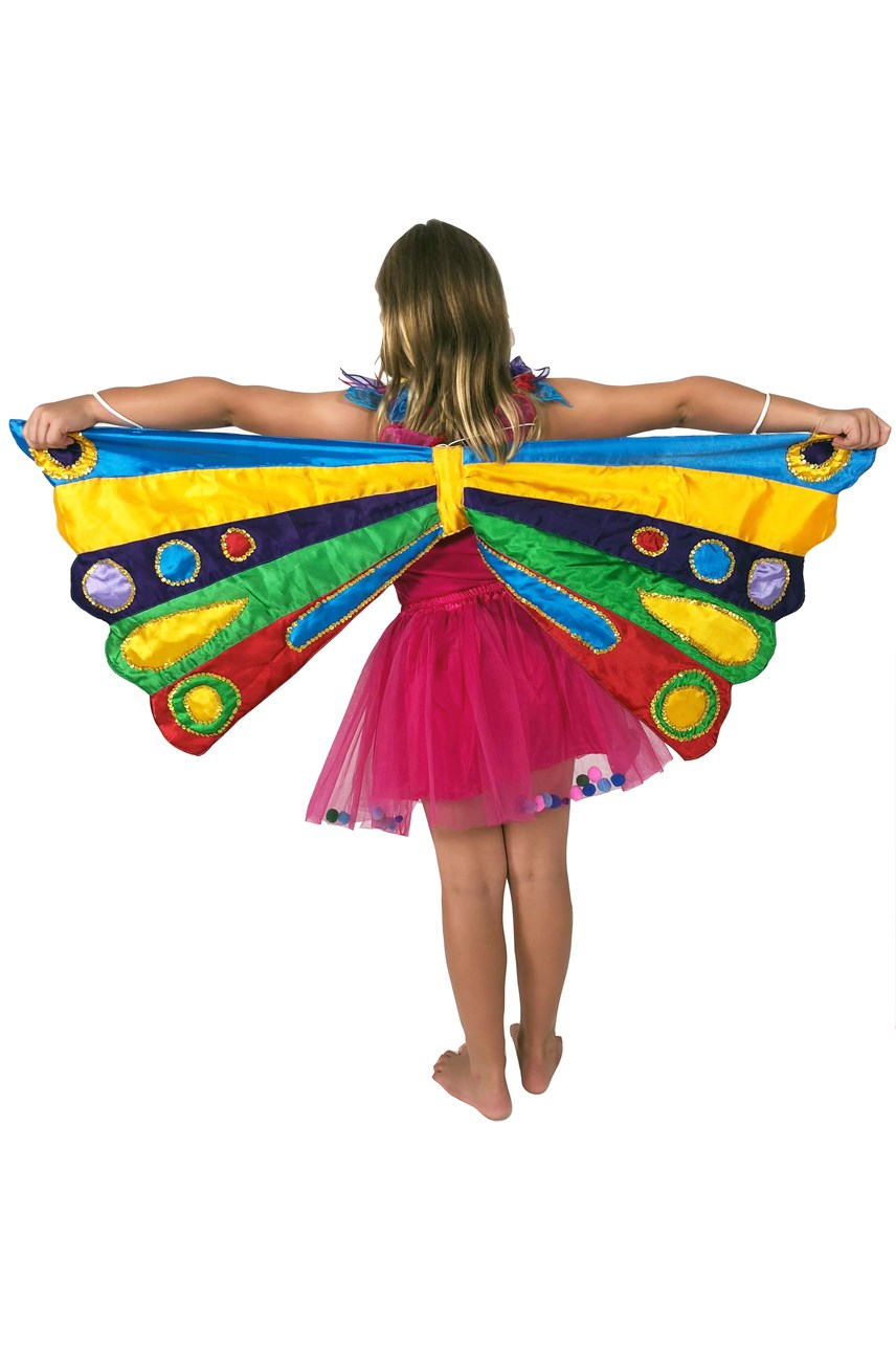 The Very Hungry Caterpillar Wings