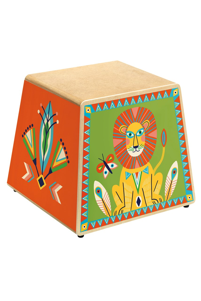 Cajon Box Drum
