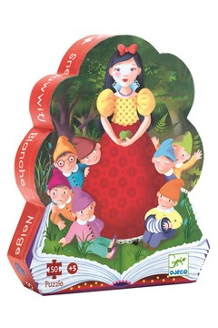 50 Piece Snow White Puzzle 1