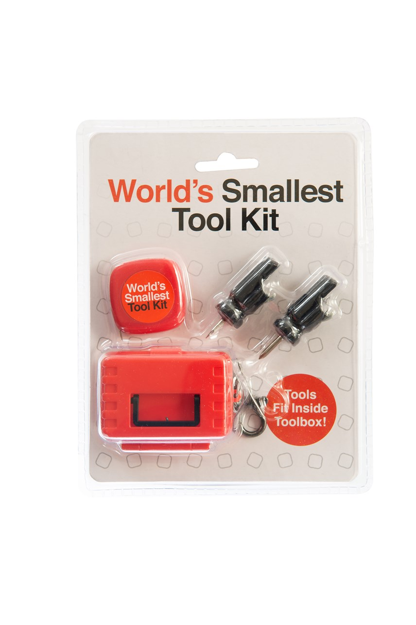 World's Smallest Tool Kit