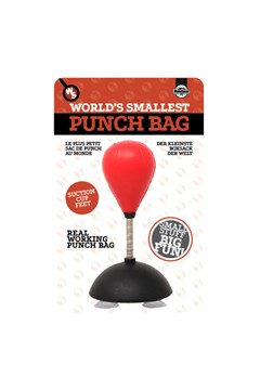 World's Smallest Punching Bag 1