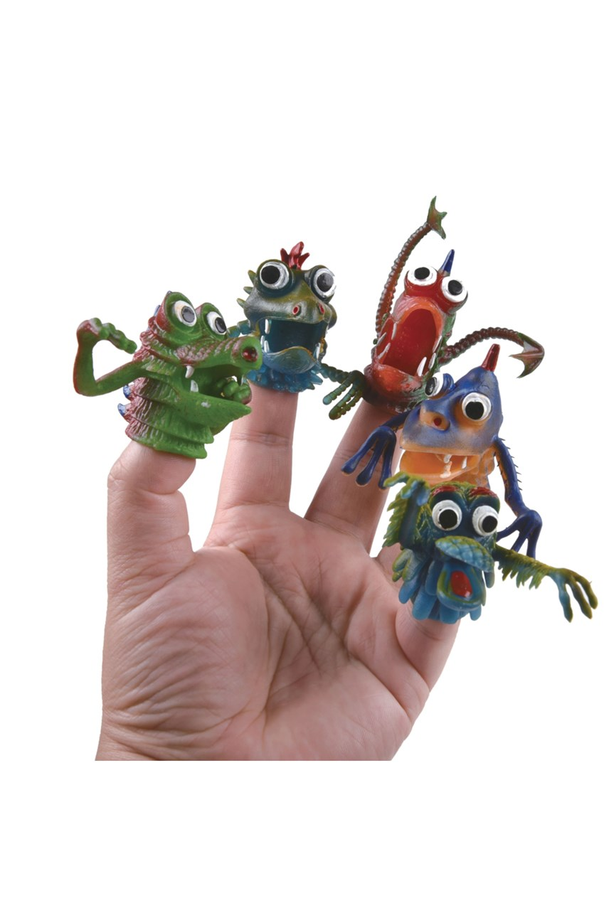 Funfingers Monsters