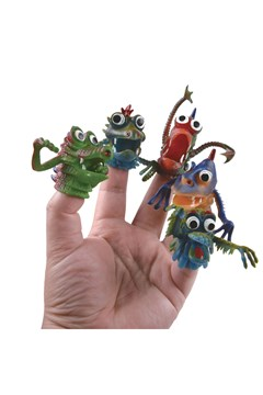 Funfingers Monsters -