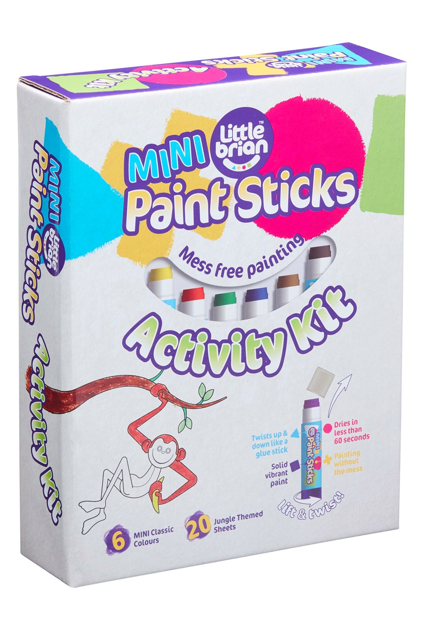 Mini Paint Sticks Activity Kit