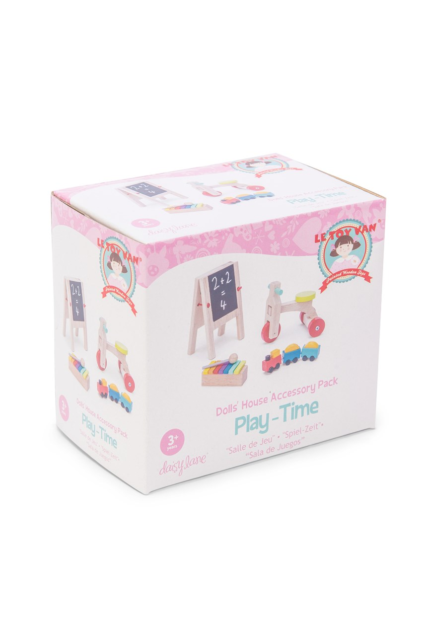 Play Time Doll's House Accessory Set