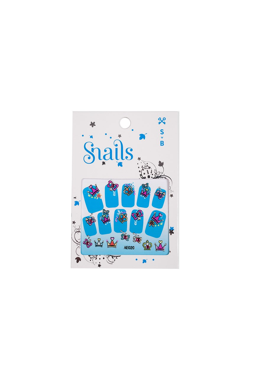Perfect Princess Nail Stickers