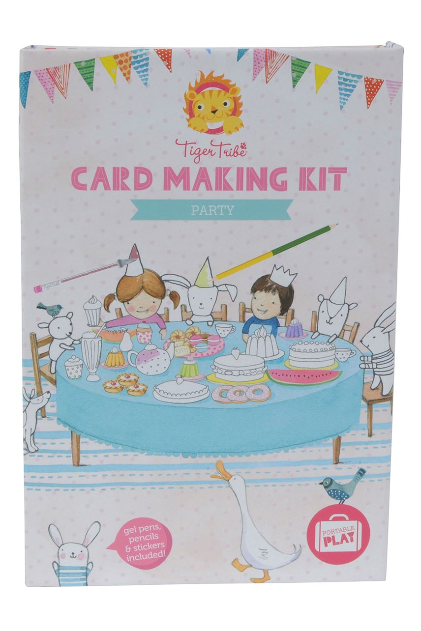 Party Card Making Kit