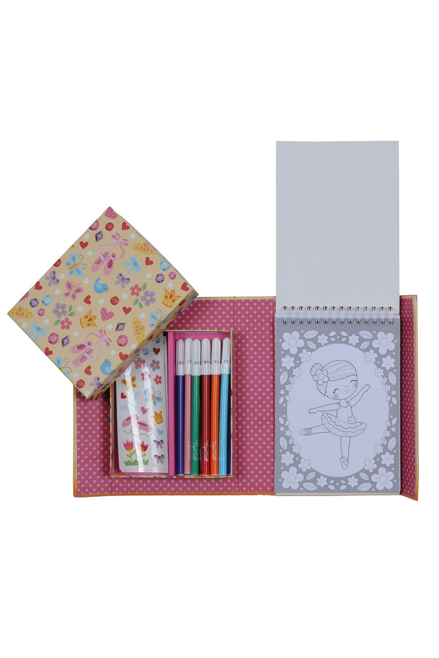 Ballet Colouring Set