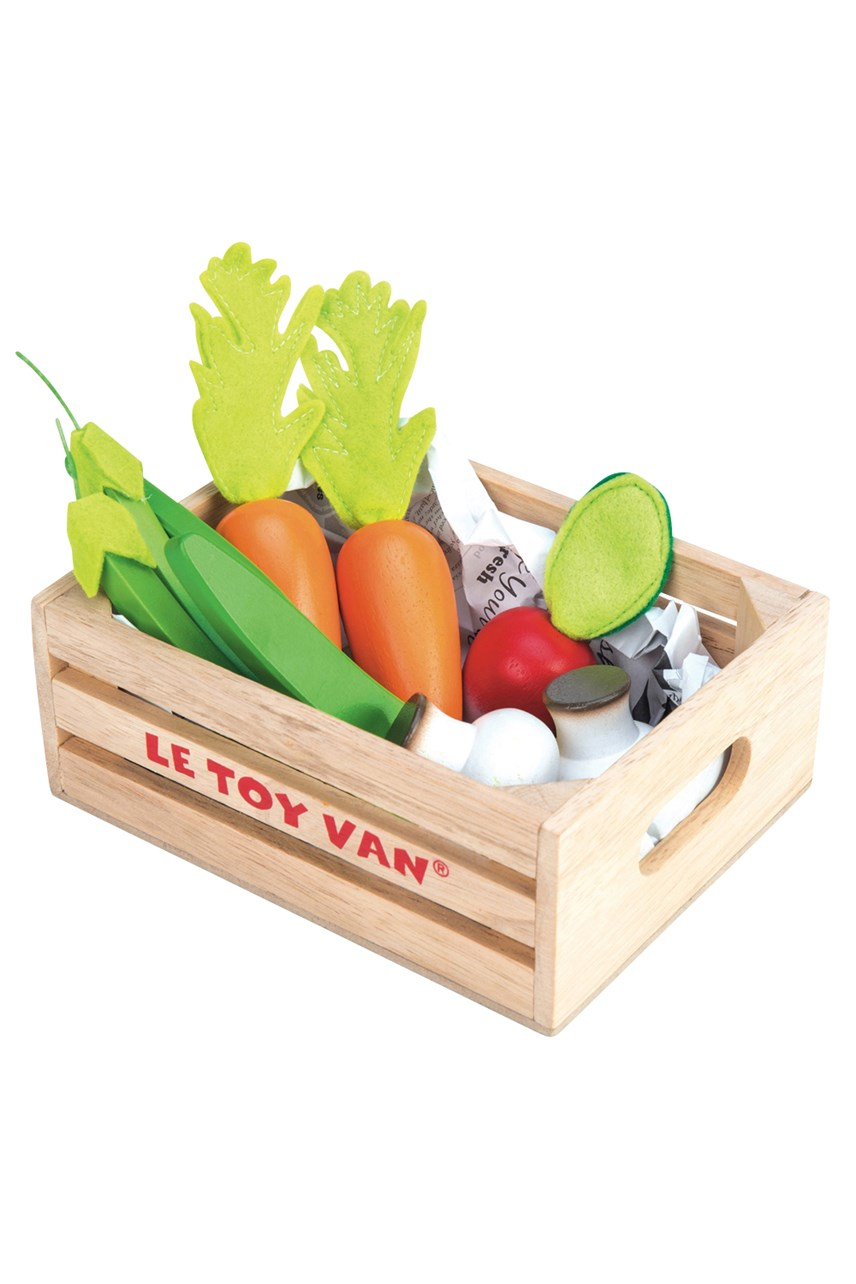 Honeybake Vegetables Crate