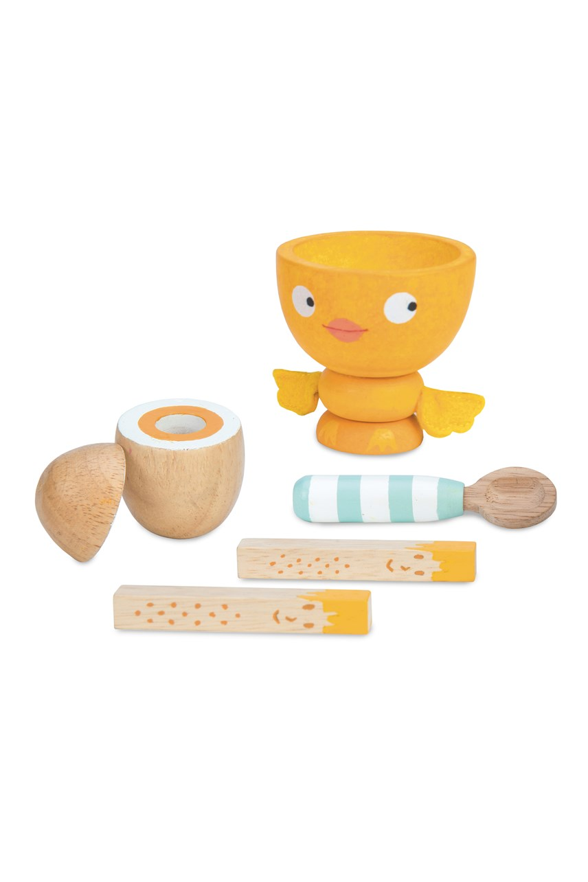 Egg Cup Play Set