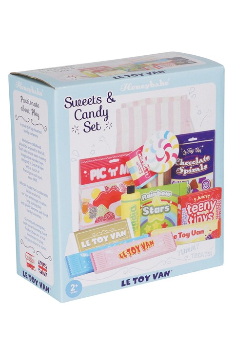 Sweets And Candy Set -