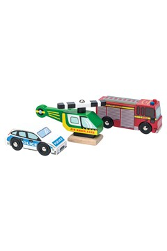 Emergency Vehicles Set 1