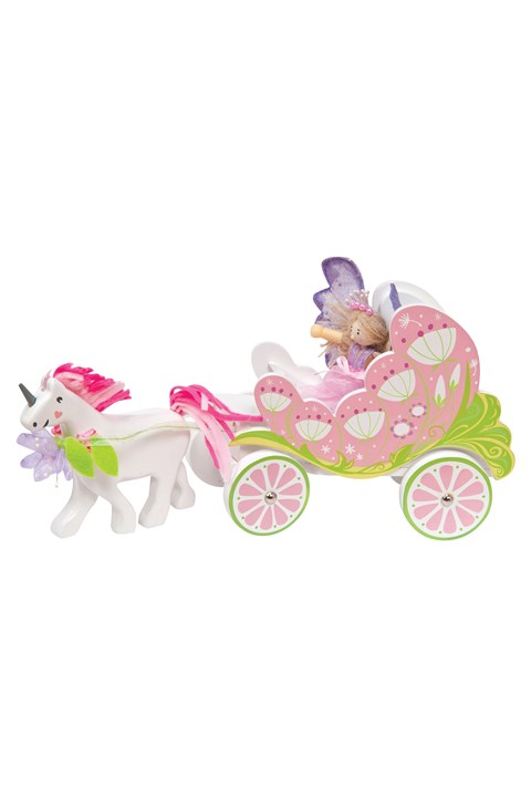 Fairybelle Carriage & Unicorn -