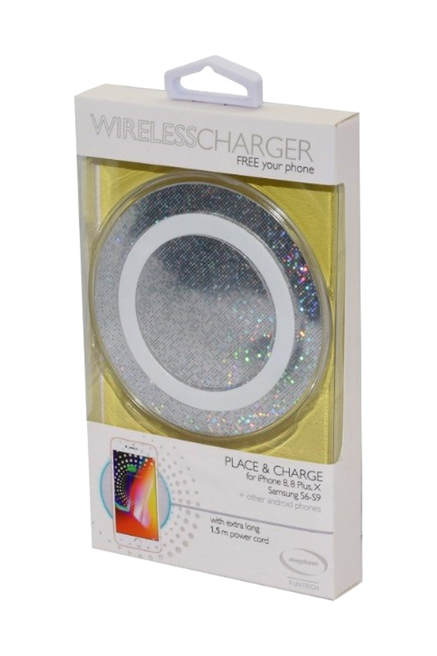 Wireless Charger - Holographic
