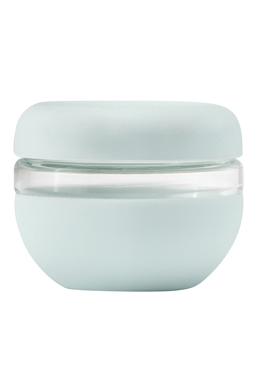 The Porter Glass Bowl - Mint