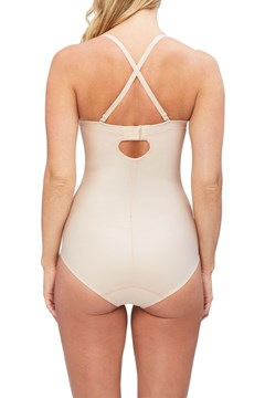 Body Define Strapless Bodysuit - btal warm taupe