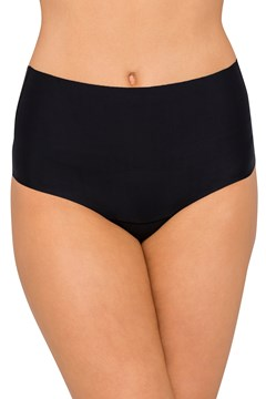 Sweeping Curves Thong Brief BLACK 1