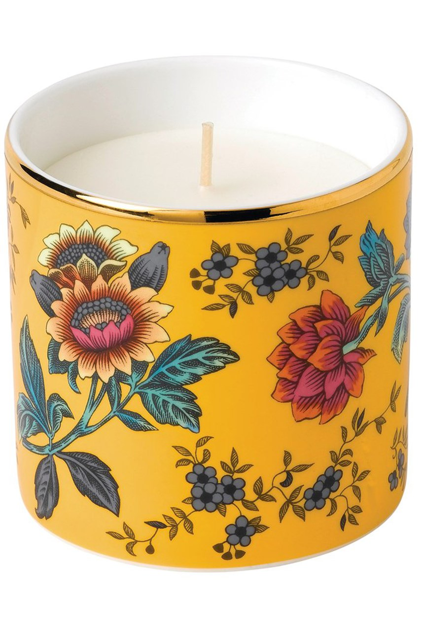 Wonderlust Yellow Tonquin Candle