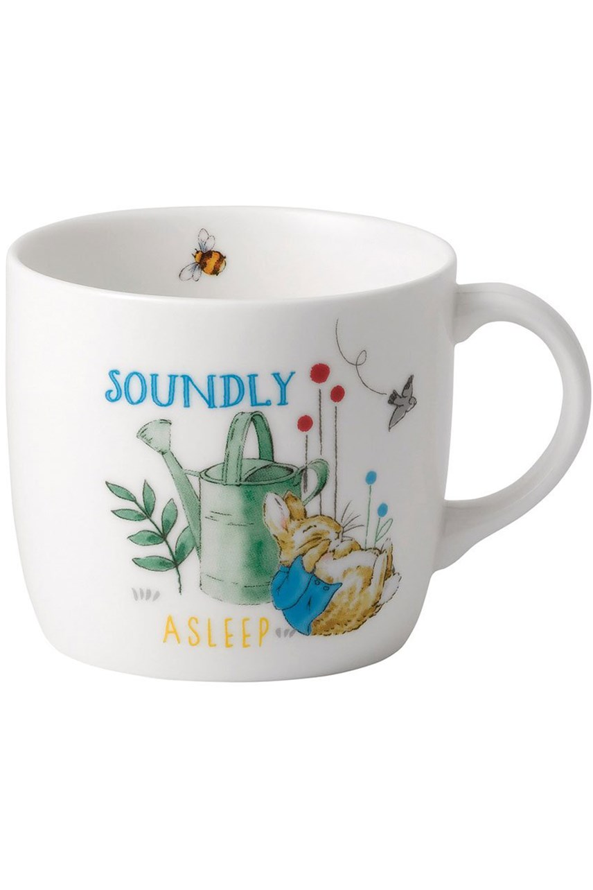 Peter Rabbit Blue Mug