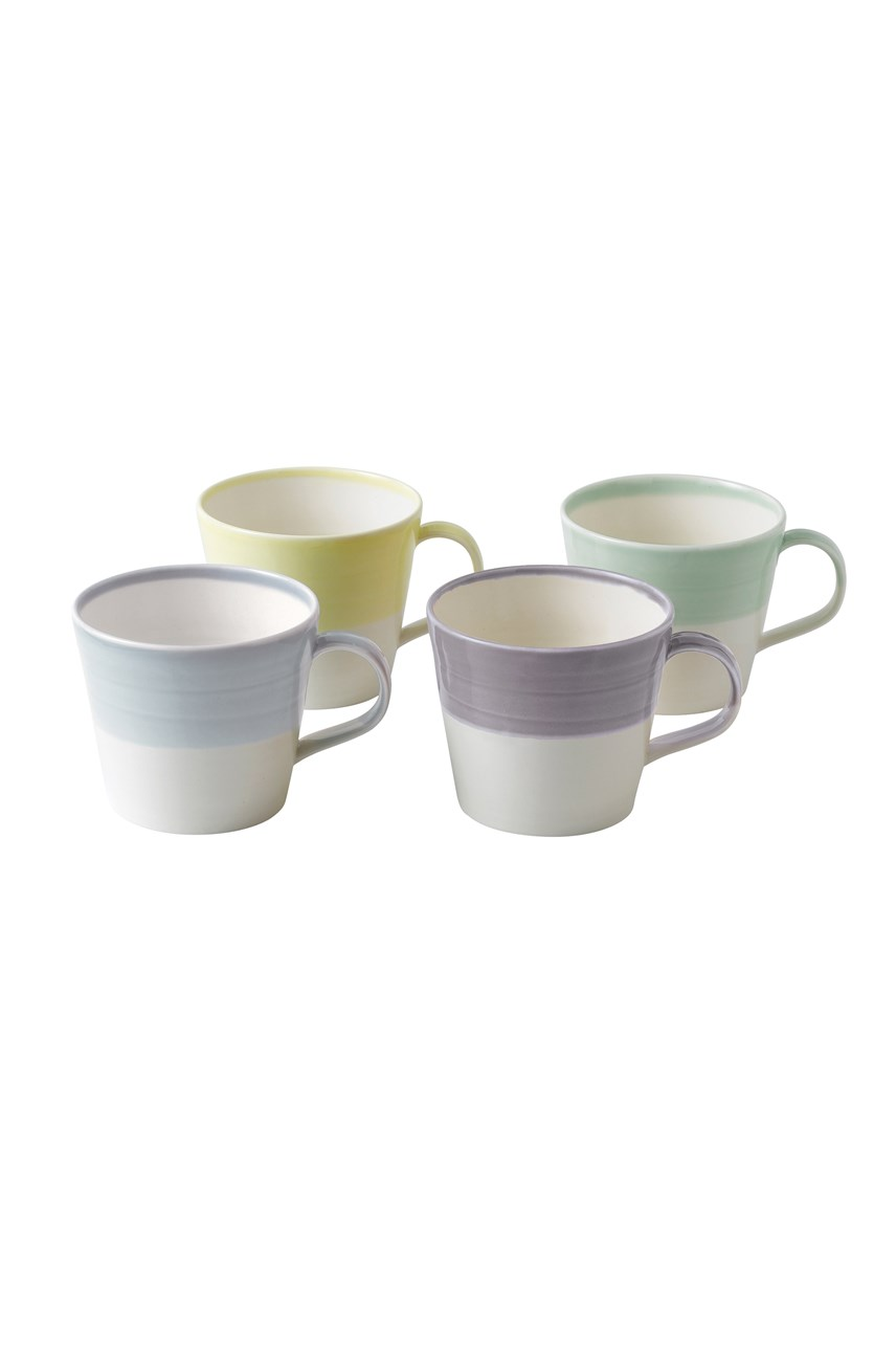 1815 Set Of 4 Mugs Cool