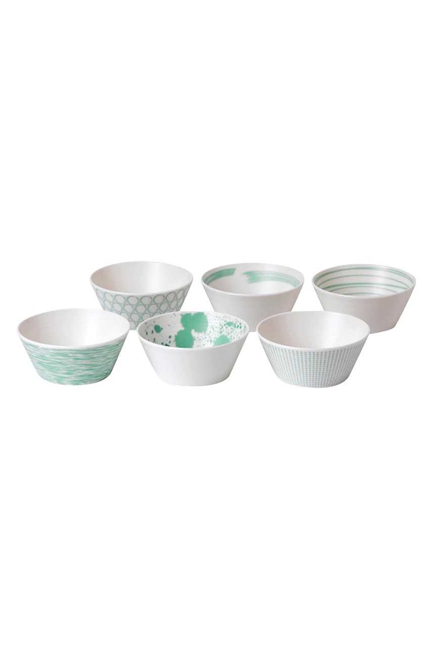 Pacific Mint Bowl 11cm - Set of 6