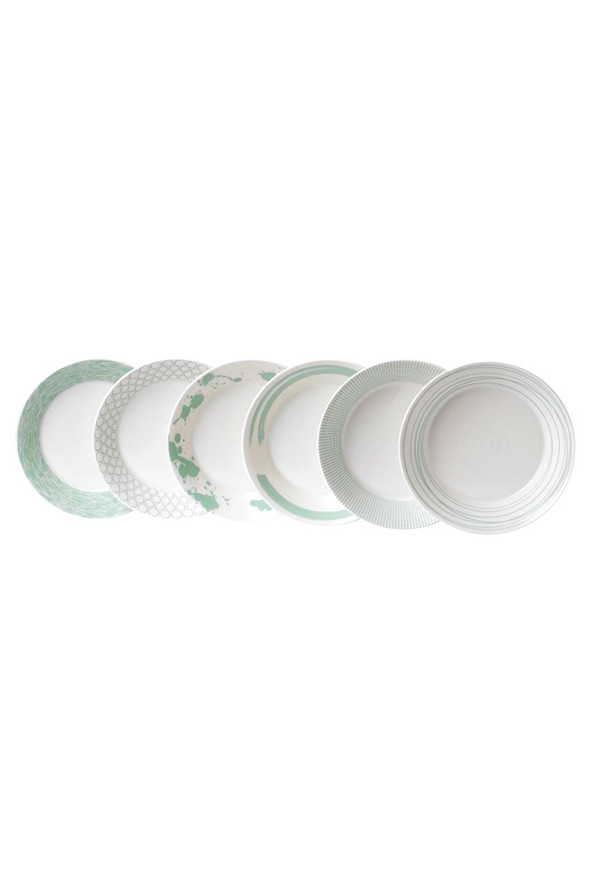 Pacific Mint Pasta Bowl - Set of 6