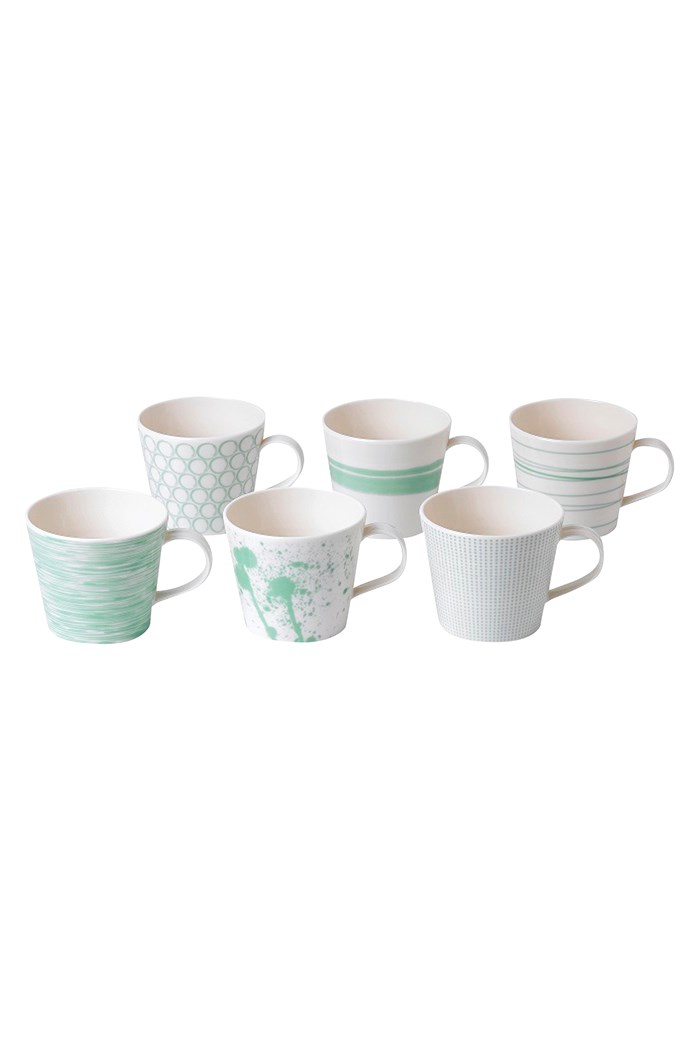 Pacific Mint Mug - Set of 6