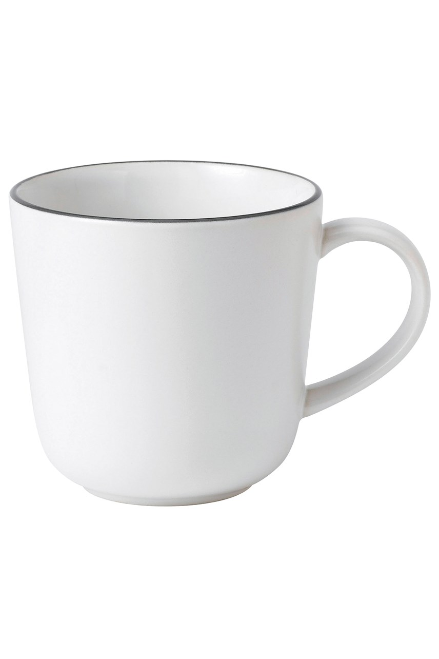 Bread Street White Mug 400ml