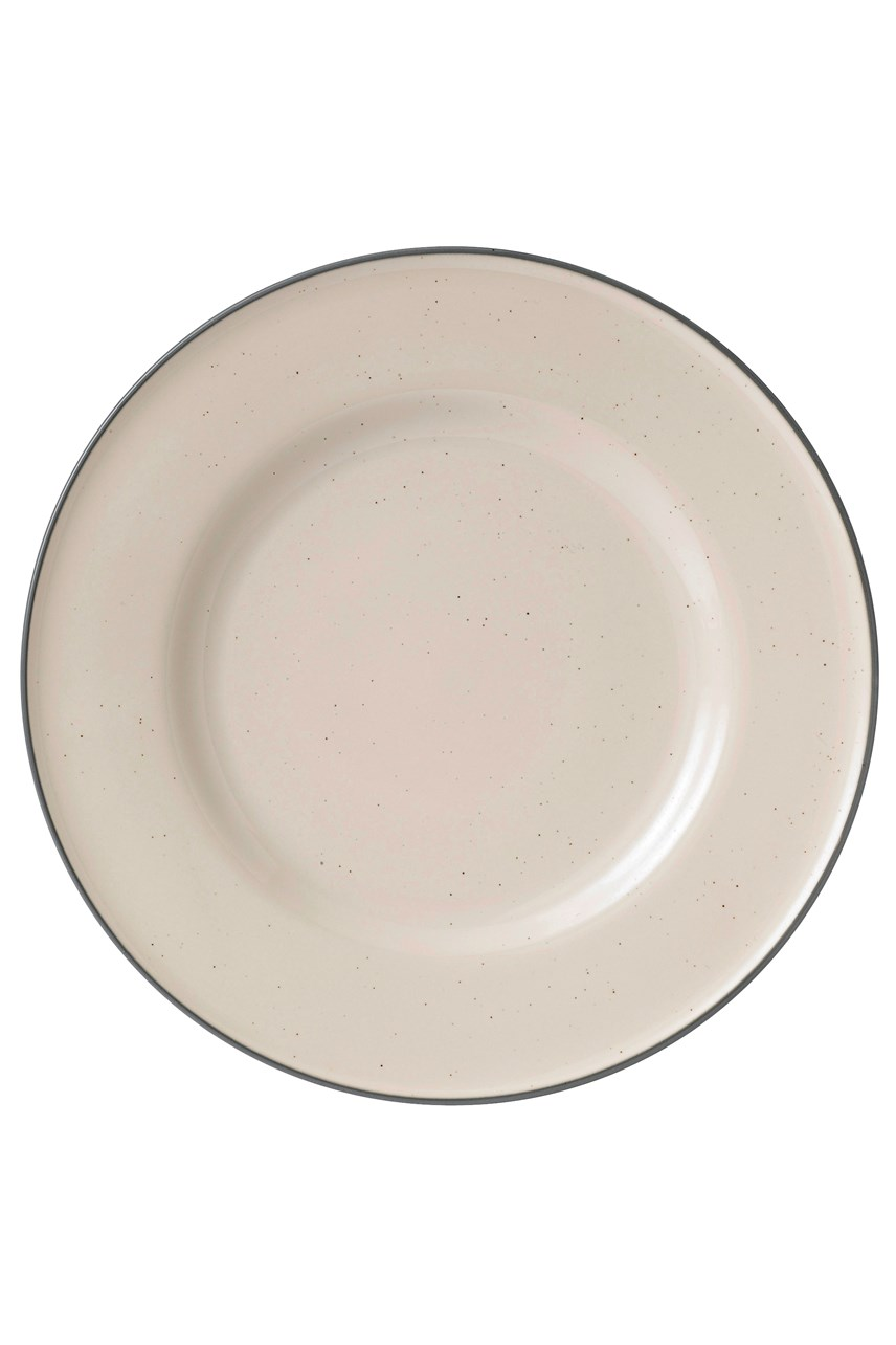 Union Street Café Cream Plate 27cm