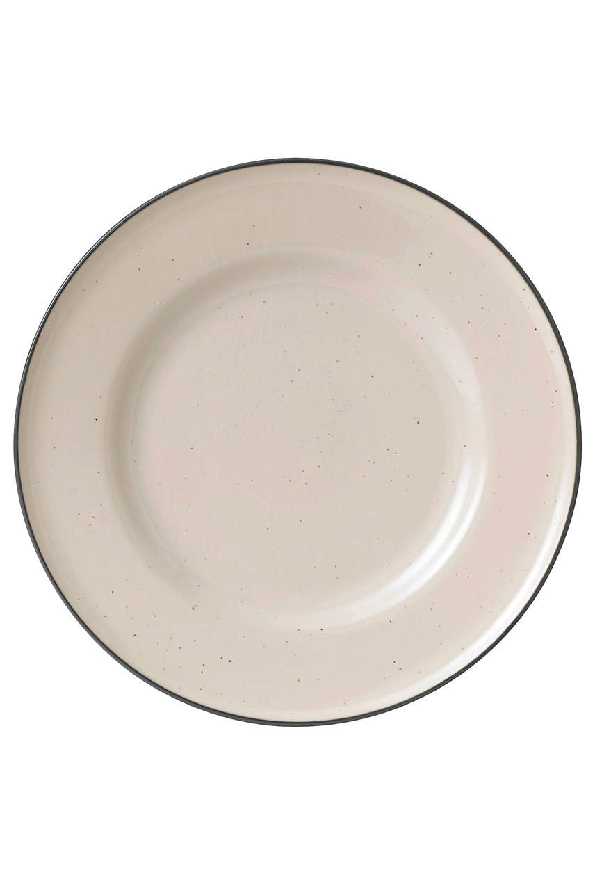 Union Street Café Cream Plate 22cm