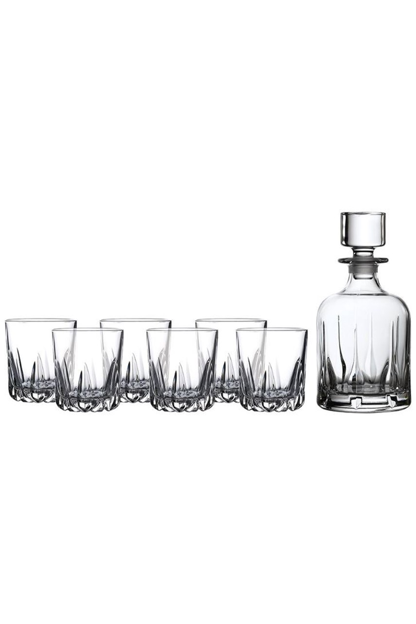 Mode Decanter & Tumbler Set
