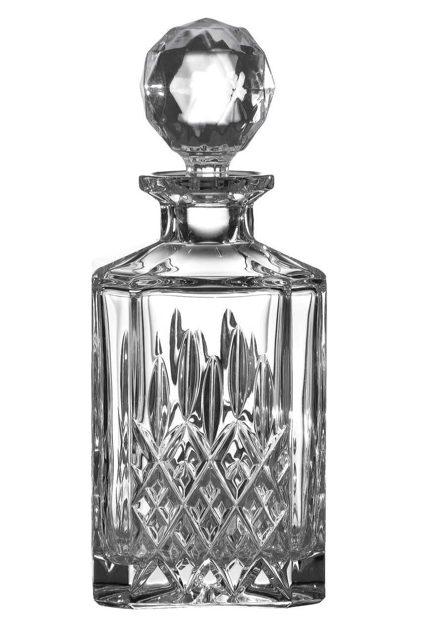 Highclere Square Spirit Decanter 800ml