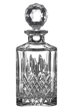 Highclere Square Spirit Decanter 800ml 1