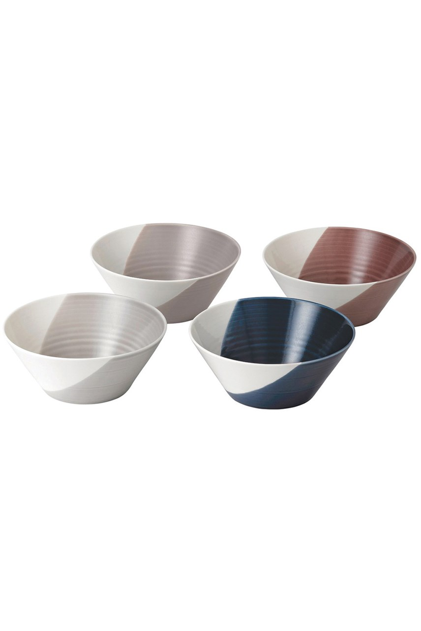 'Bowls of Plenty' Bowls Set of  4